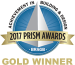 2017 Prism Awards Gold Winner